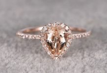 Start your love affair with Morganite…
