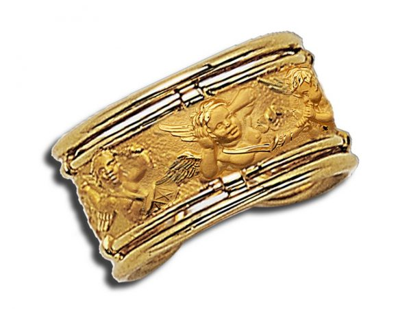 newDA08968 010000000 angeles ring in yellow gold
