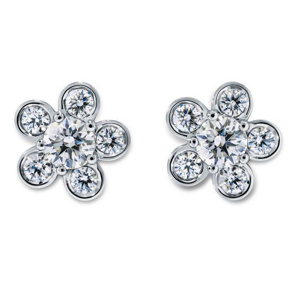 Atelier Swarovski Bloom Stud Earrings