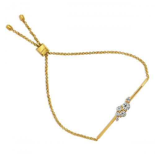 Atelier Swarovski Glacial Bolo Bracelet | Joes Jewelry St Maarten