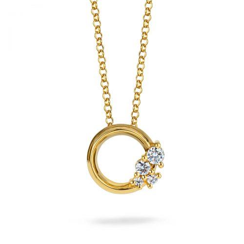 Atelier Swarovski Glacial Small Necklace   Joes Jewelry St Maarten