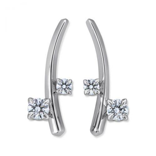 Atelier Swarovski Intimate Earrings | Joes Jewelry St Maarten