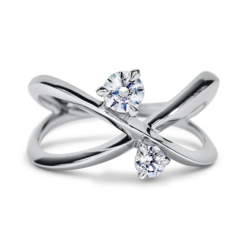 Atelier Swarovski Encounter Delicate Ring | Joes Jewelry St Maarten