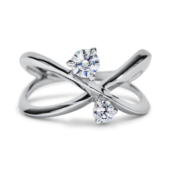 Atelier Swarovski Encounter Delicate Ring