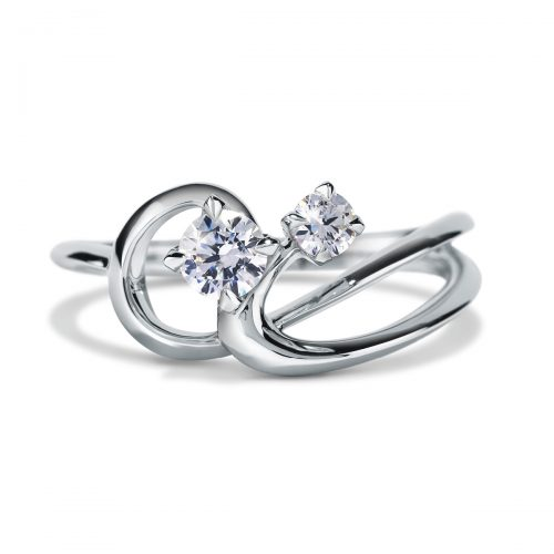 Atelier Swarovski Intimate Statement Ring | Joes Jewelry St Maarten