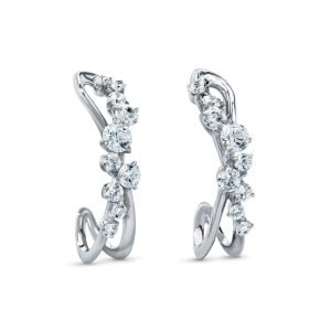 Atelier Swarovski Encounter Earrings | Joes Jewelry St Maarten