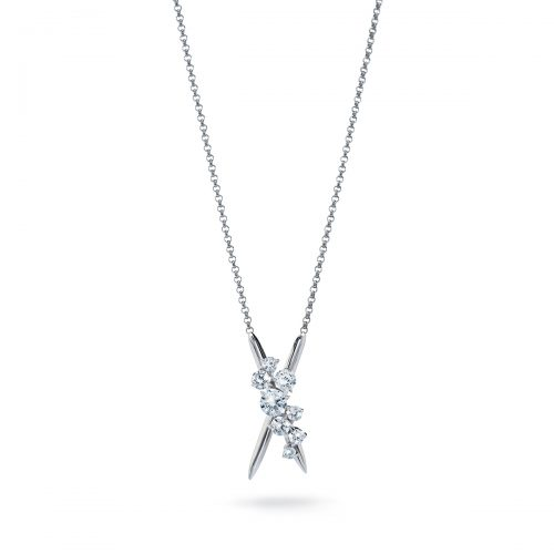 Atelier Swarovski Encounter Necklace | Joes Jewelry St Maarten