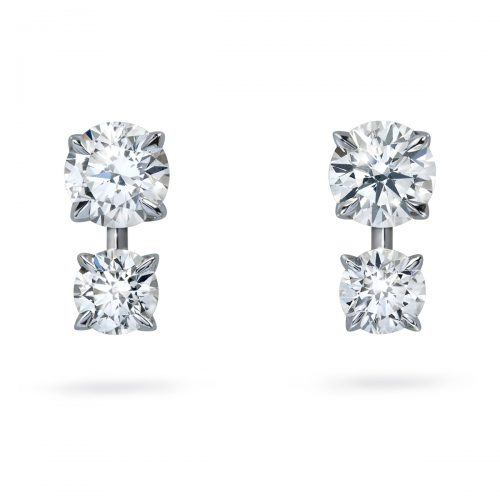 Atelier Swarovski Intimate Small Stud Earrings | Joes Jewelry St Maarten