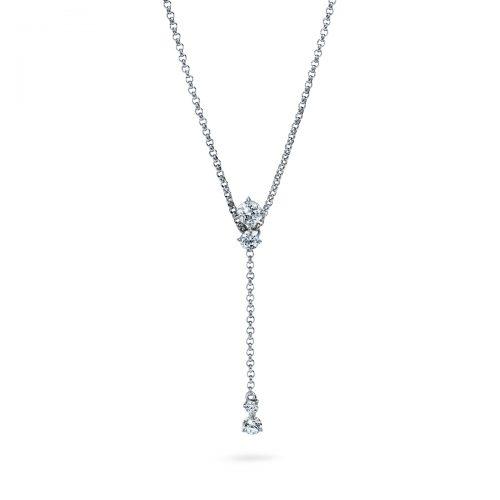 Atelier Swarovski Diama Intimate Lariat Necklace | Joes Jewelry St Maarten