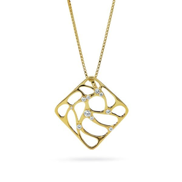 Atelier Swarovski Lace Necklace