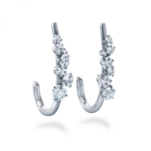 Atelier Swarovski Signature Earrings | Joes Jewelry St Maarten