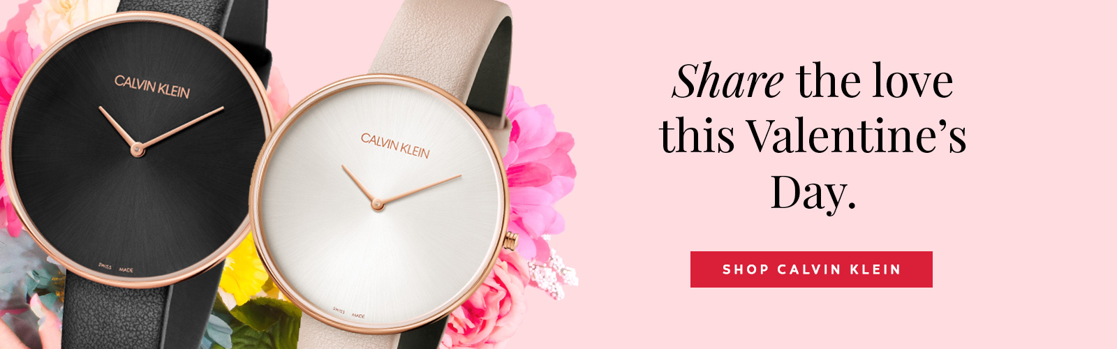 Valentines Watches | Joes Jewelry St Maarten