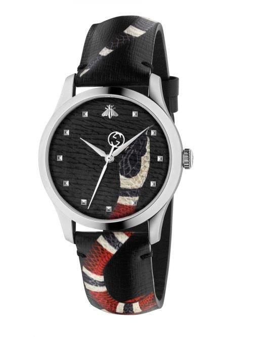 Gucci Watch YA1264007A   Joes Jewelry St Maarten.