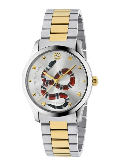 Gucci watch YA1264075   Joes Jewelry St Maarten