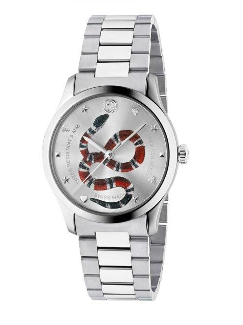 Gucci watch YA1264076   Joes Jewelry St Maarten