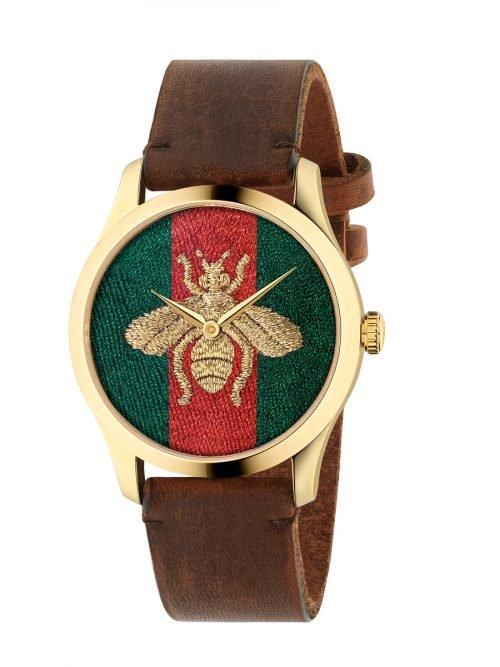 Gucci watch YA126451A   Joes Jewelry St Maarten
