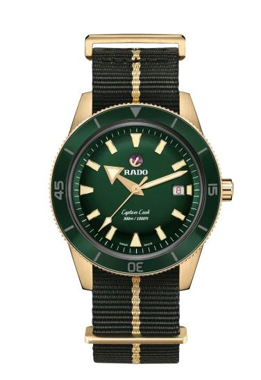 Rado - Captain Cook Automatic Bronze Watch
